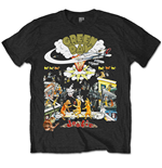 Green Day Men's Special Edition Tee: 1994 Tour