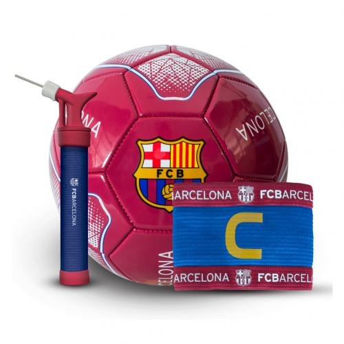 F.C. Barcelona Captains Set