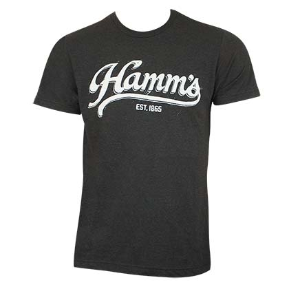 HAMM'S Beer Sports Logo Tee Shirt
