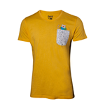 Adventure Time - Jake and Finn in Chestpocket T-shirt
