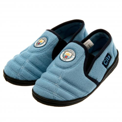 Manchester City F.C. Slippers Junior 5/6