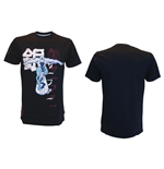 Silver Surfer - Black. Men's Tee