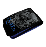 Queen - Printed Crest Black Music Case