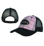 Queen - Pink Lady Truck Cap