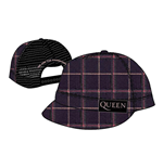 Queen - Pink Lady Newsboy Hat