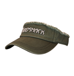 """Godsmack"" Washed Green Visor"