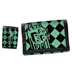Fall Out Boy - Fallgyle Green Canvas Wallet