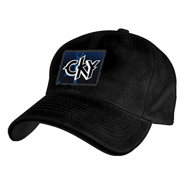 CKY - Black Flex Cap
