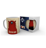 Doctor Who Mug Shadowfield Dalek heo Exclusive
