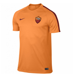 2016-2017 AS Roma Nike Training Shirt (Orange)