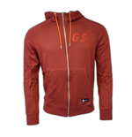 2016-2017 Galatasaray Nike Authentic Full Zip Hoody (Red)