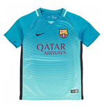 2016-2017 Barcelona Third Nike Shirt (Kids)