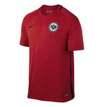 2016-2017 Eintracht Frankfurt Away Nike Football Shirt