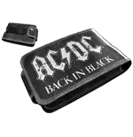 ACDC - Back in black logo gray