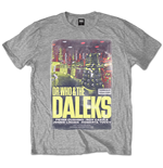 Dr Who Men's Tee: Daleks