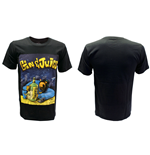 Death Row Records - Blk. Gin&Juice T-Shirt