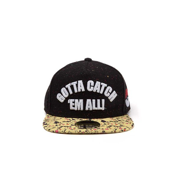 Pokemon Gotta Catch Em All Snapback With Pikachu Bill 243886