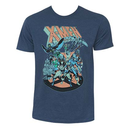 X-MEN Vintage Comic Tee Shirt