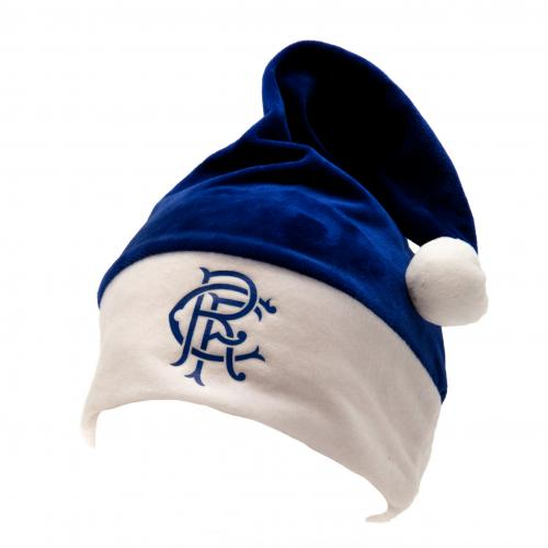 Rangers F.C.Supersoft Santa Hat