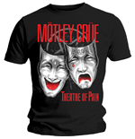 Motley Crue Men's Tee: Theatre of Pain Cry