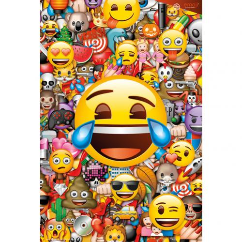 Emoji Poster Collage 265