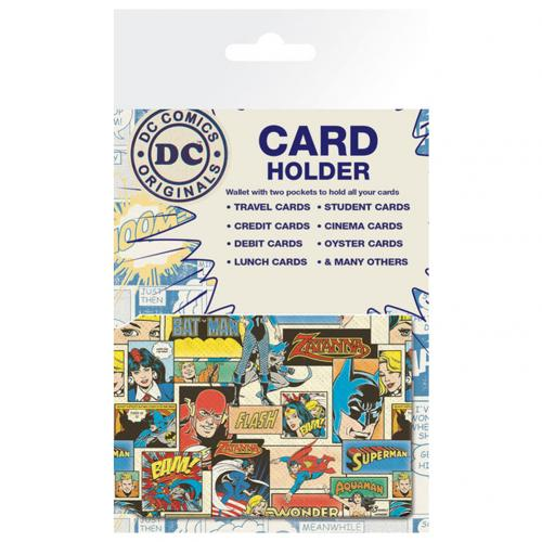 DC Comics Card Holder