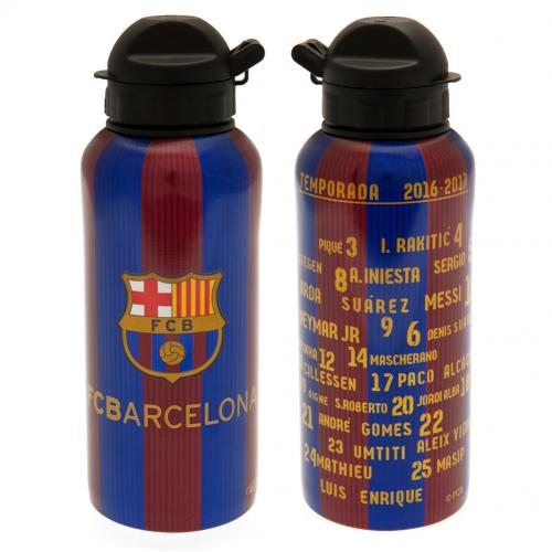 F.C. Barcelona Aluminium Drinks Bottle SQ