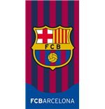 Barcelona FC printed towel BAR178