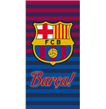 Barcelona FC printed towel BAR163