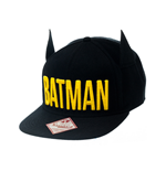 Batman - Snapback with Ears