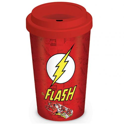 The Flash Ceramic Travel Mug