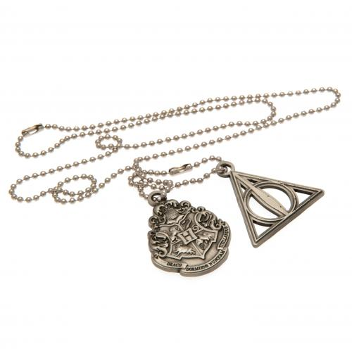 Harry Potter Dog Tags Deathly Hallows