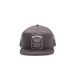 Jack Daniel's - Foam Trucker Snapback With Printed Label Logo