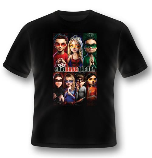 Big Bang Theory T-shirt 245038