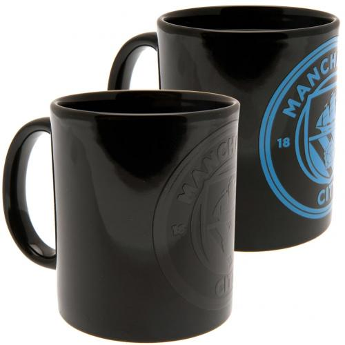 Manchester City F.C. Heat Changing Mug