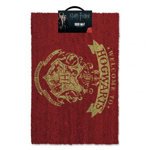 Harry Potter Doormat Hogwarts