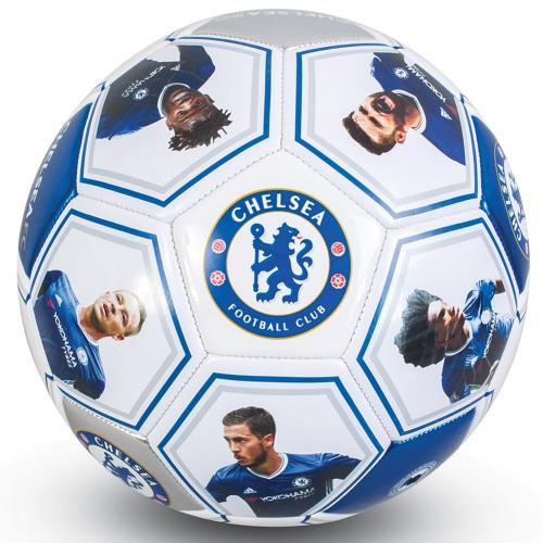 Chelsea F.C. Photo Signature Football