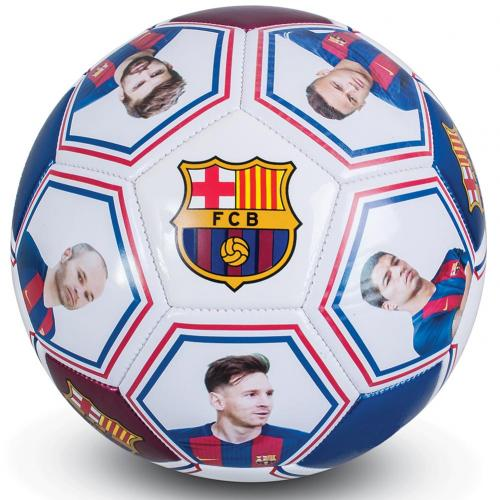 F.C. Barcelona Photo Signature Football