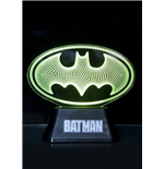 DC Comics Acrylic Table Light Batman Edge Logo 18 cm