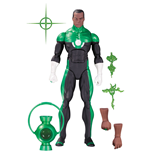 DC Comics Icons Action Figure Green Lantern John Stewart (Mosaic) 15 cm