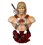 Masters of the Universe Bust He-Man 20 cm