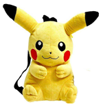 Pokemon Plush Backpack Pikachu 27 cm