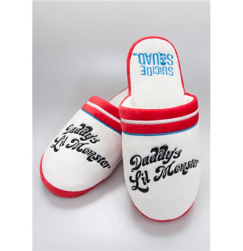 Suicide Squad Slippers Harley Quinn Daddy