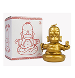 Simpsons Vinyl Figure Golden Buddha Homer 8 cm