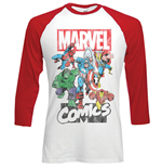 Marvel Superheroes Long sleeves T-shirt 245482