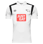 2016-2017 Derby County Home Football Shirt