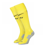 2016-2017 Man City Nike Away Socks (Yellow)