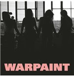 Vynil Warpaint - Heads Up