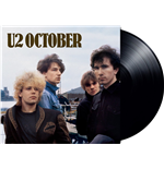 Vynil U2 - October