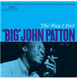 Vynil Patton Big John - The Way I Feel